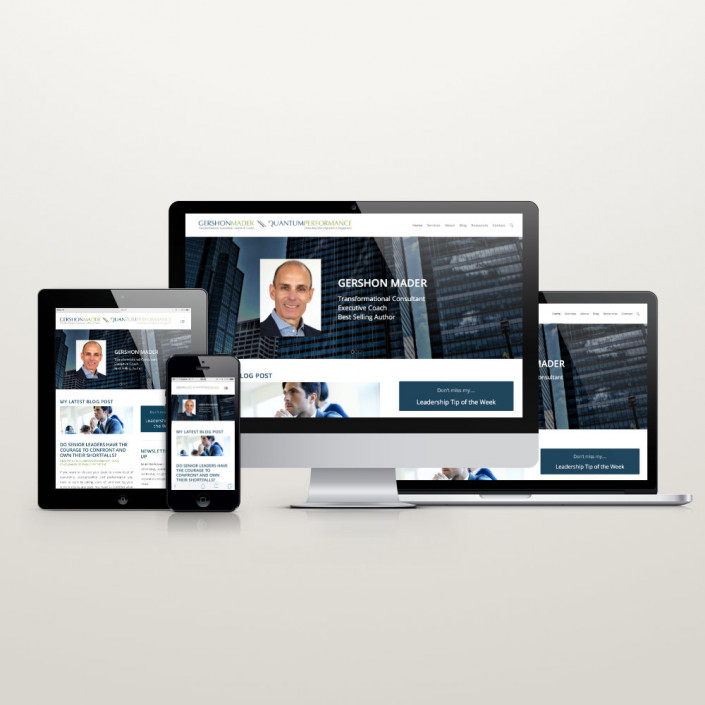Quantum Performance Inc Website